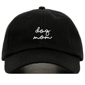 Accessories - Dog Mom Baseball Hat